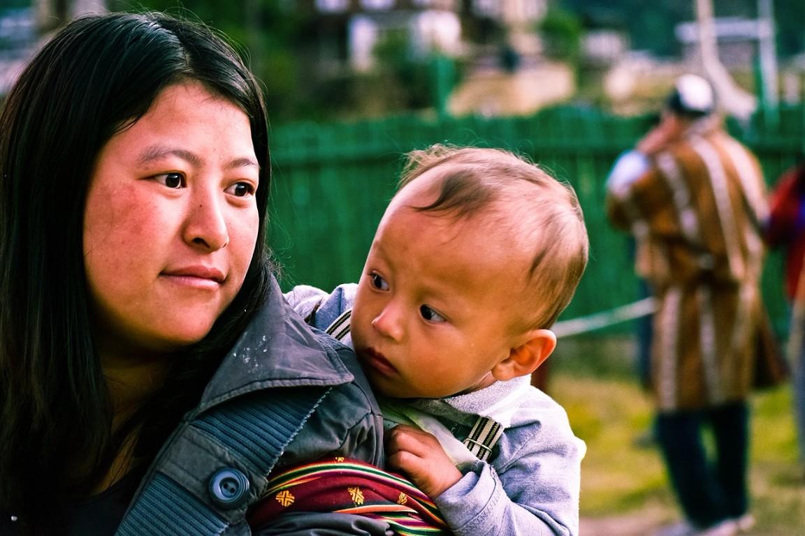 zene u Butanu