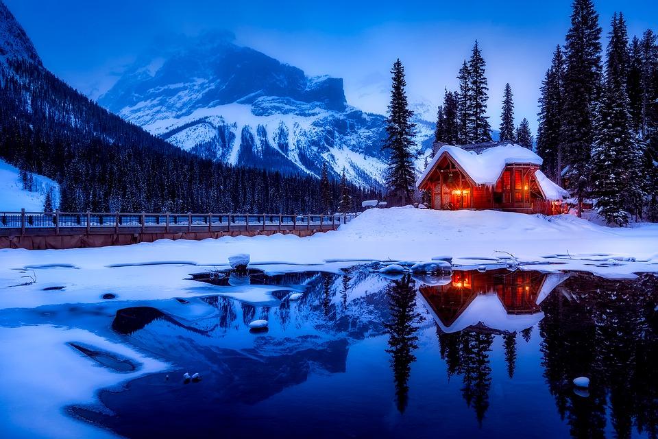 zima u Kanadi