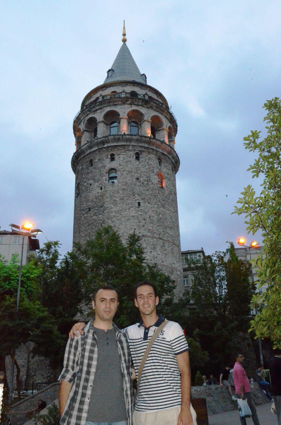 Galata toranj u Istanbulu