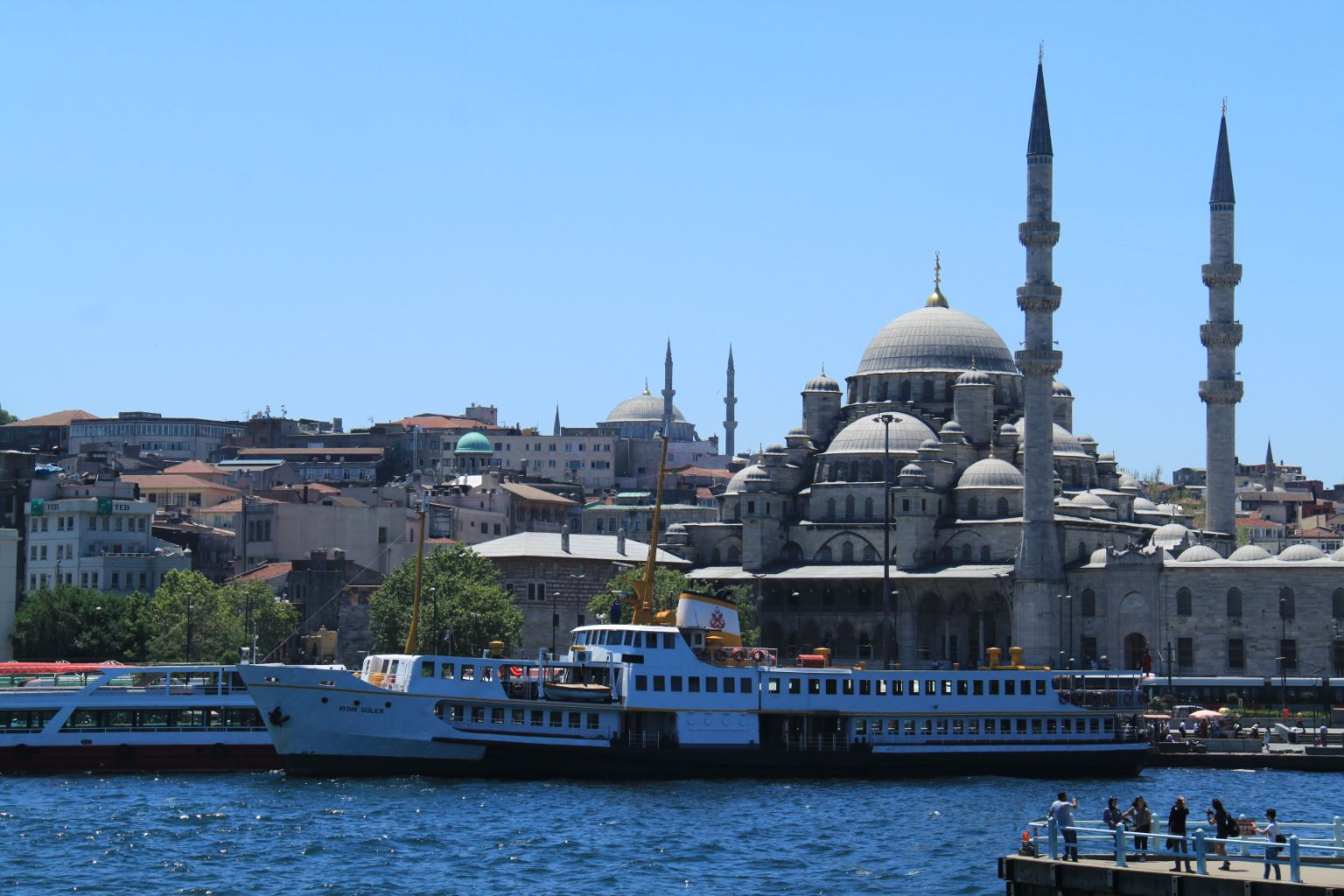 Istanbul pogled