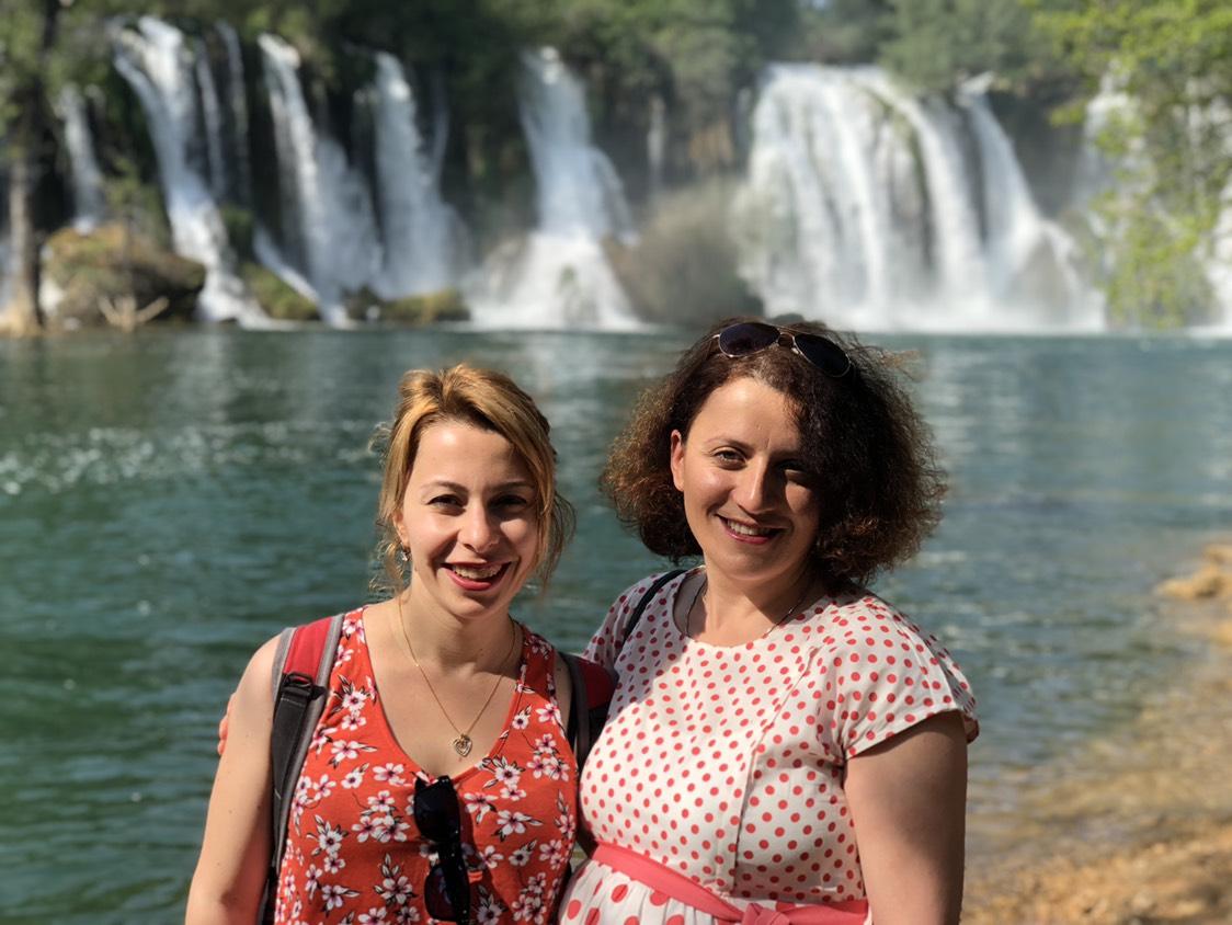 Vodopadi u Bosni