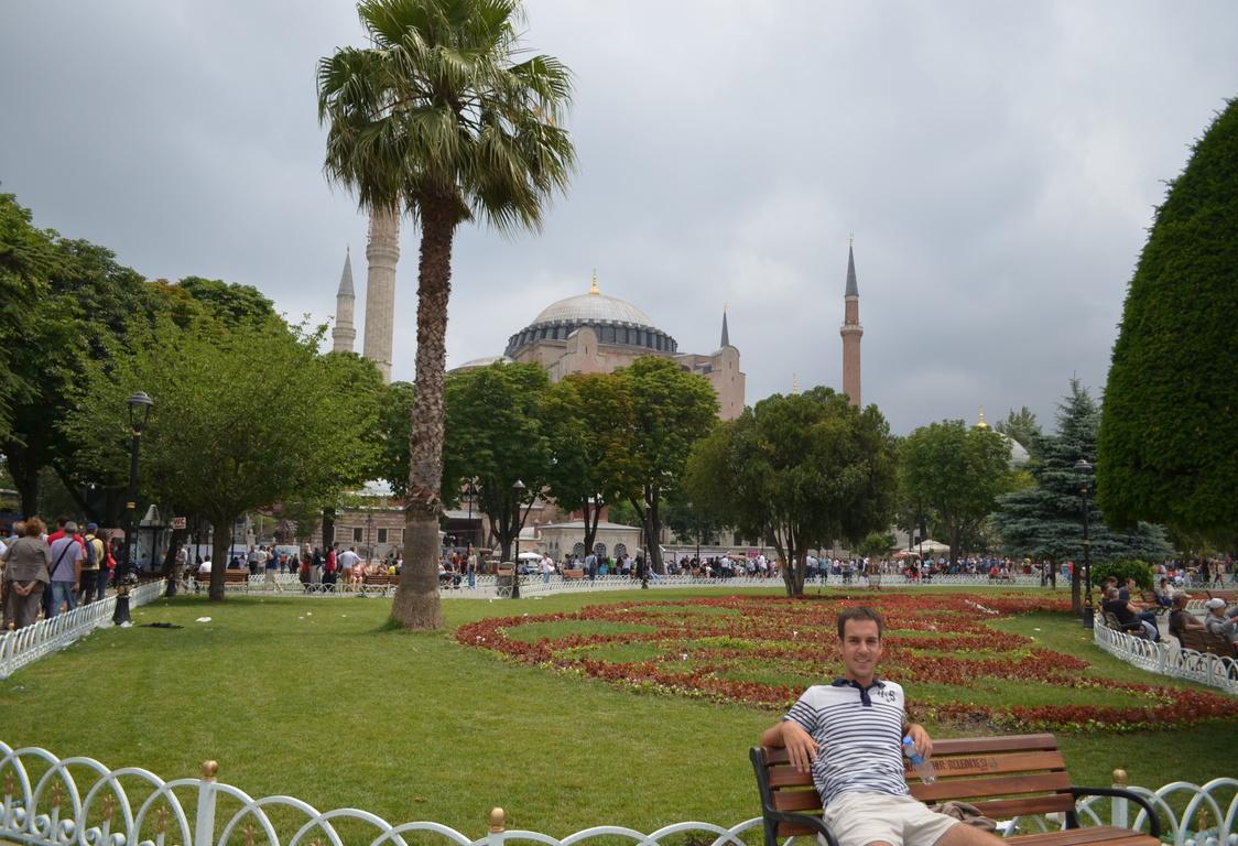 Aja Sofija - šta vidjeti u Istanbulu