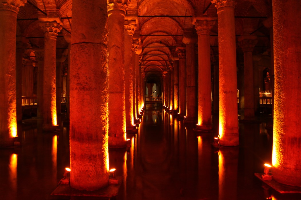 cisterna Istanbul