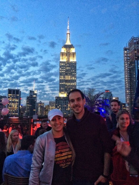 Šta vidjeti u Njujorku noću