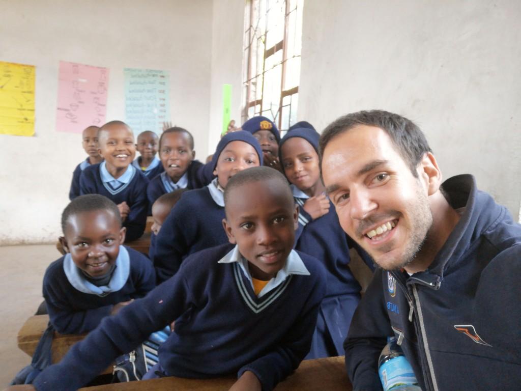 škola u Africi