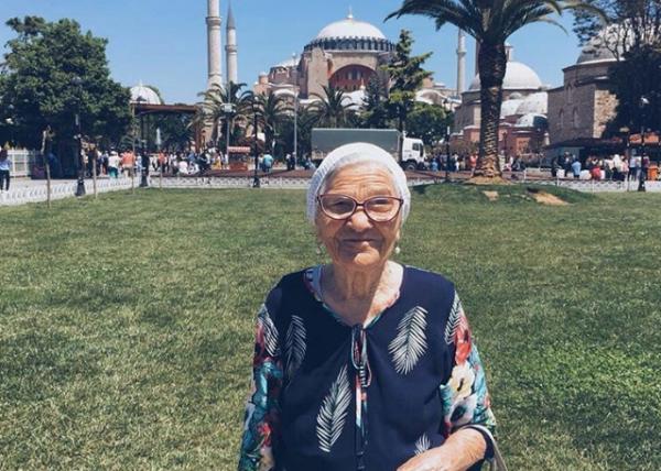 Ruska baka Jelena putuje svijetom