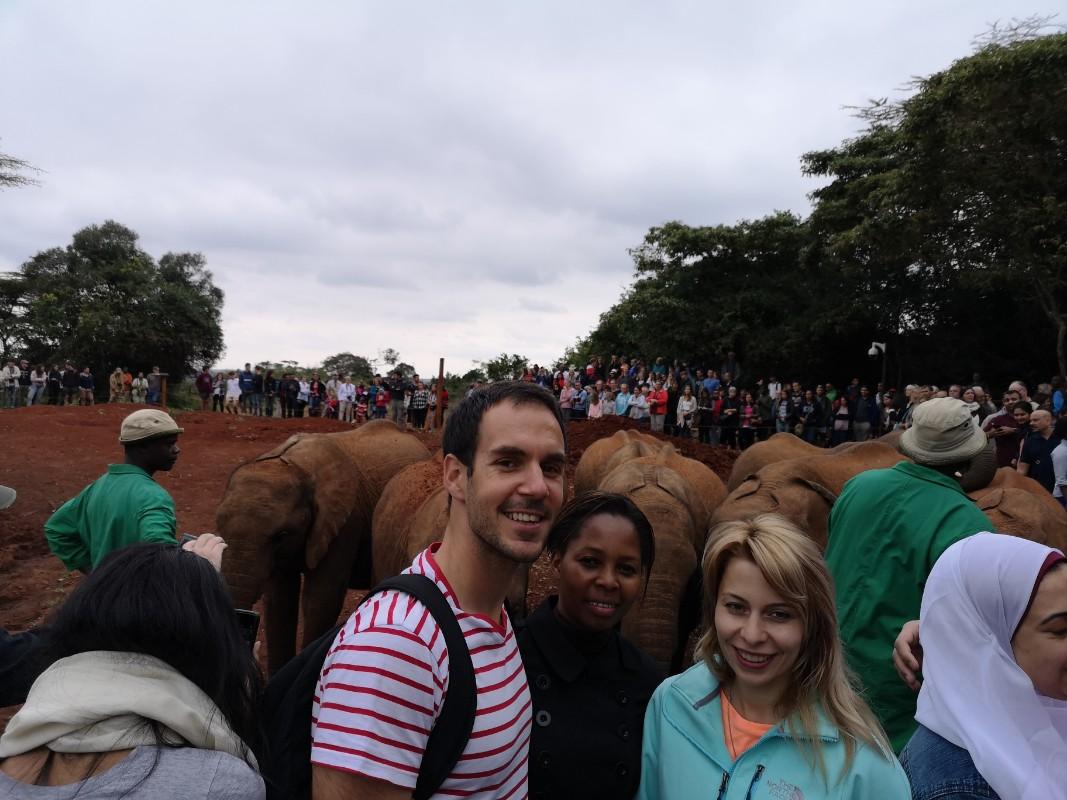 David Sheldrick sirotište slonova