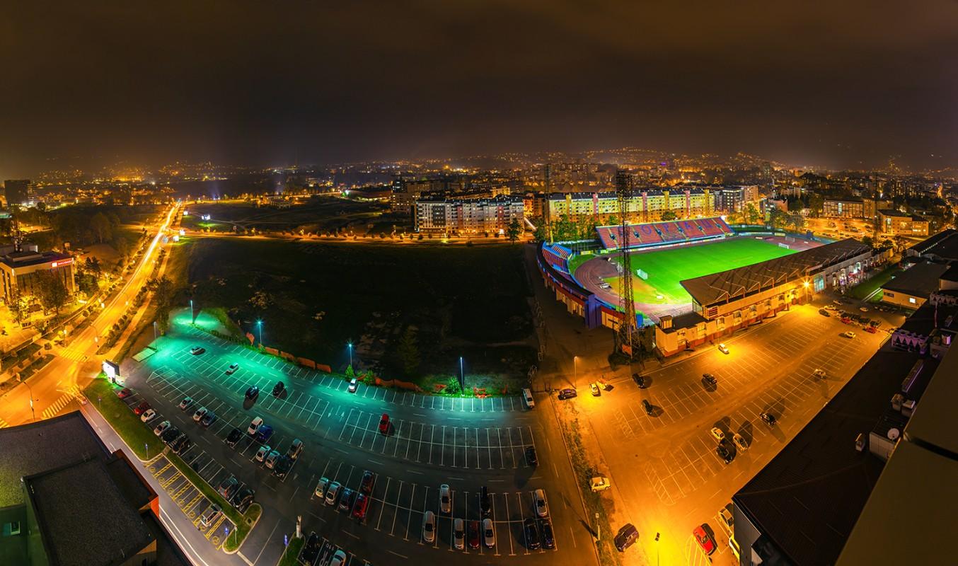 Gradski stadion Borca