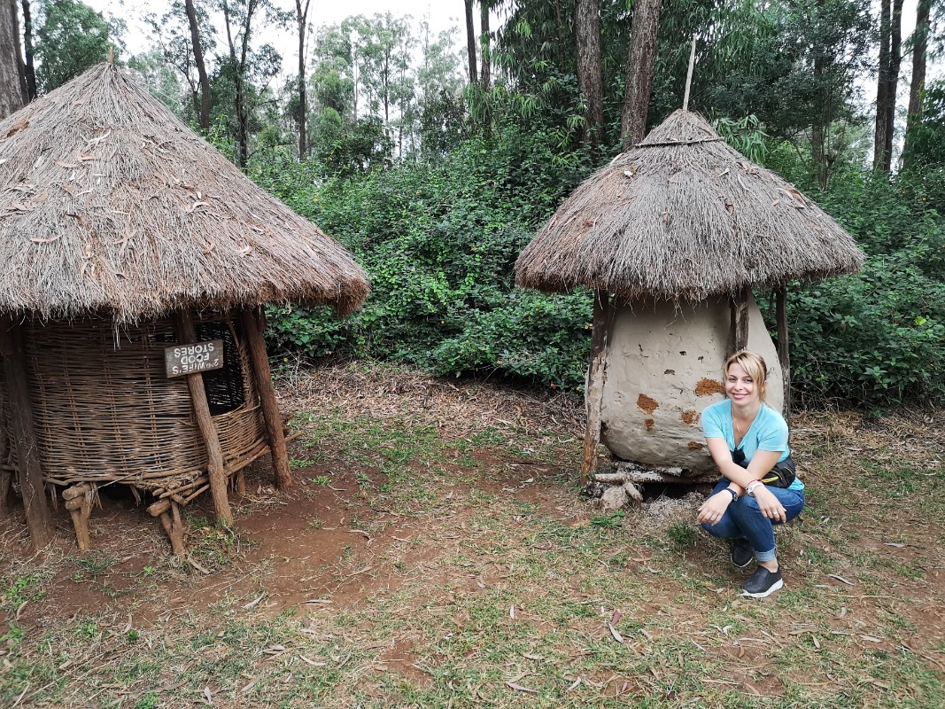 Masai kuće