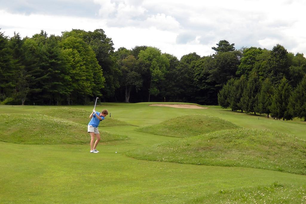 golf u Americi