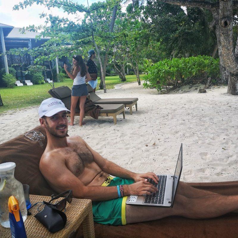 Kako postati digitalni nomad