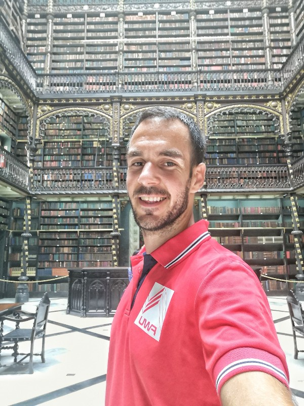 Gabinete Real de la leitura Portuguesa