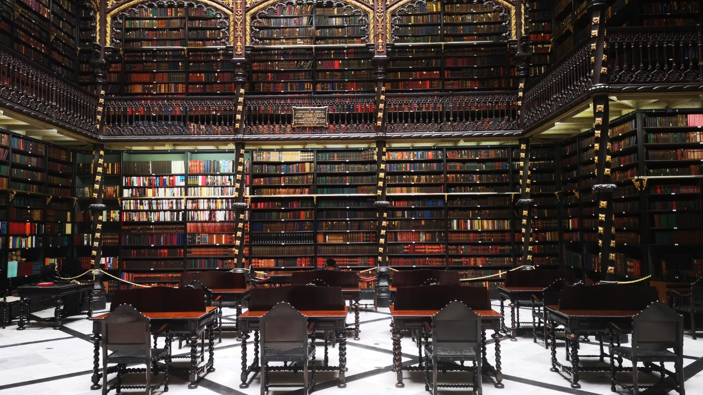 Real gabinete de Leitura