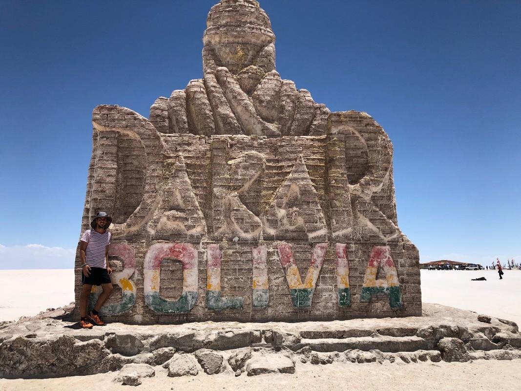 Reli Dakar u Boliviji