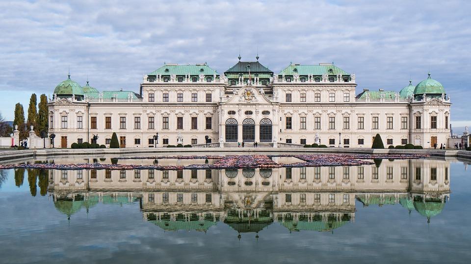 belvedere dvorac