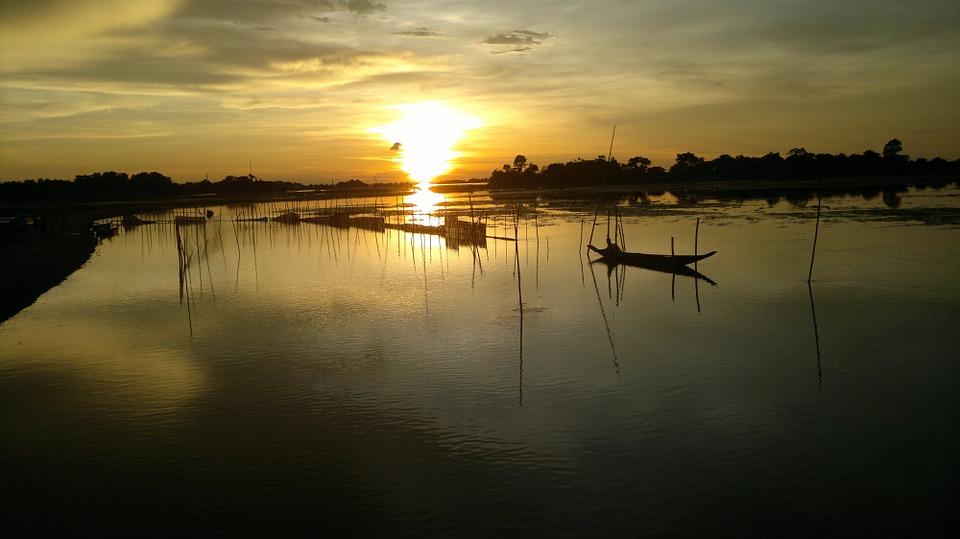 Bangladeš jezero