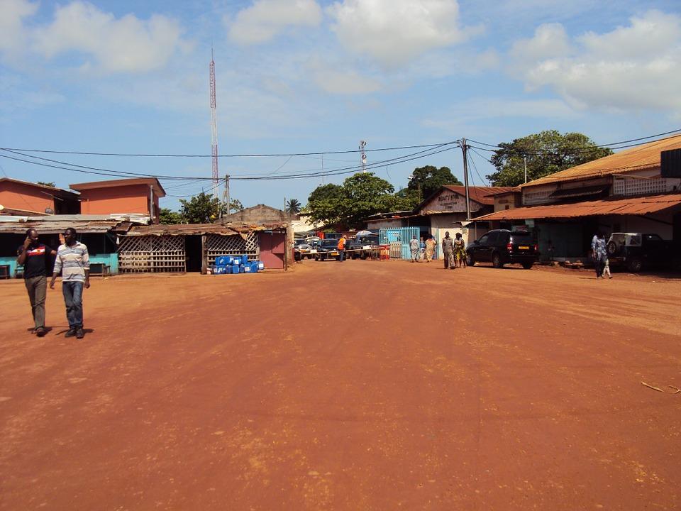 Gabon Afrika