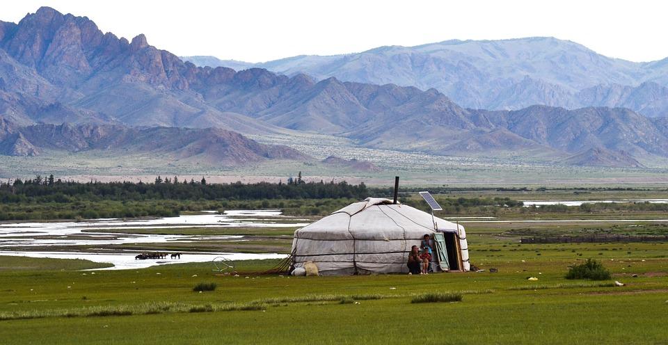 Mongolija priroda