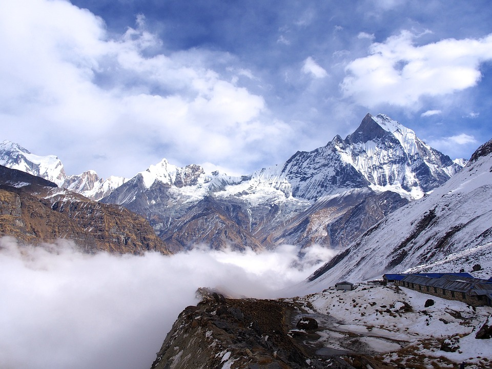 Nepal planina