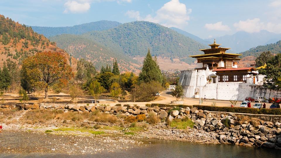 viza za Butan