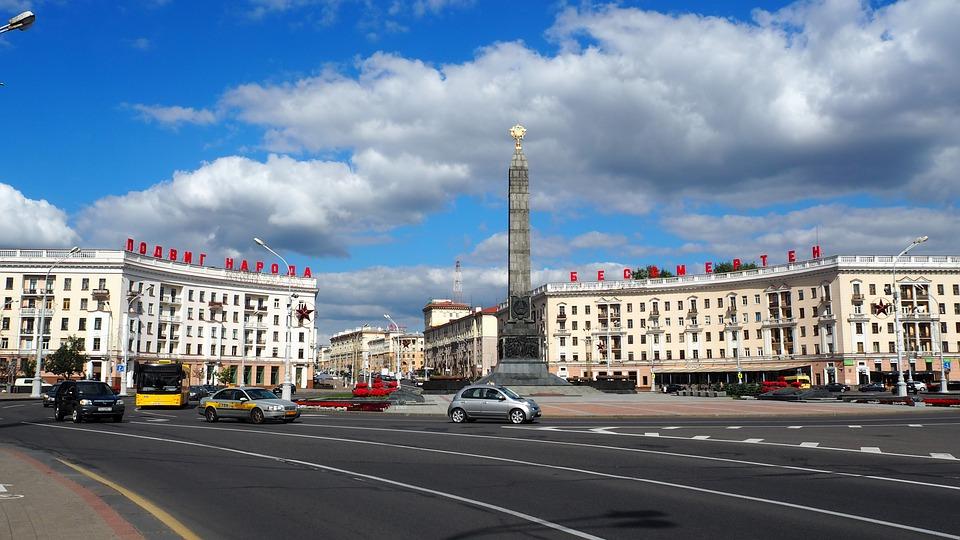 viza za Bjelorusiju