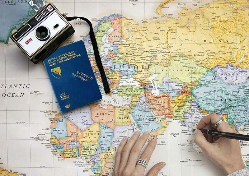 vize za Bih građane