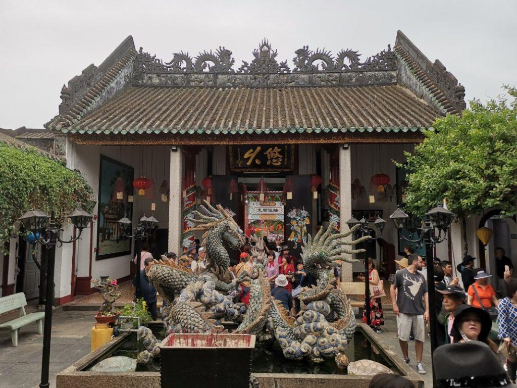 Budistički hram u centralnom Vijetnamu