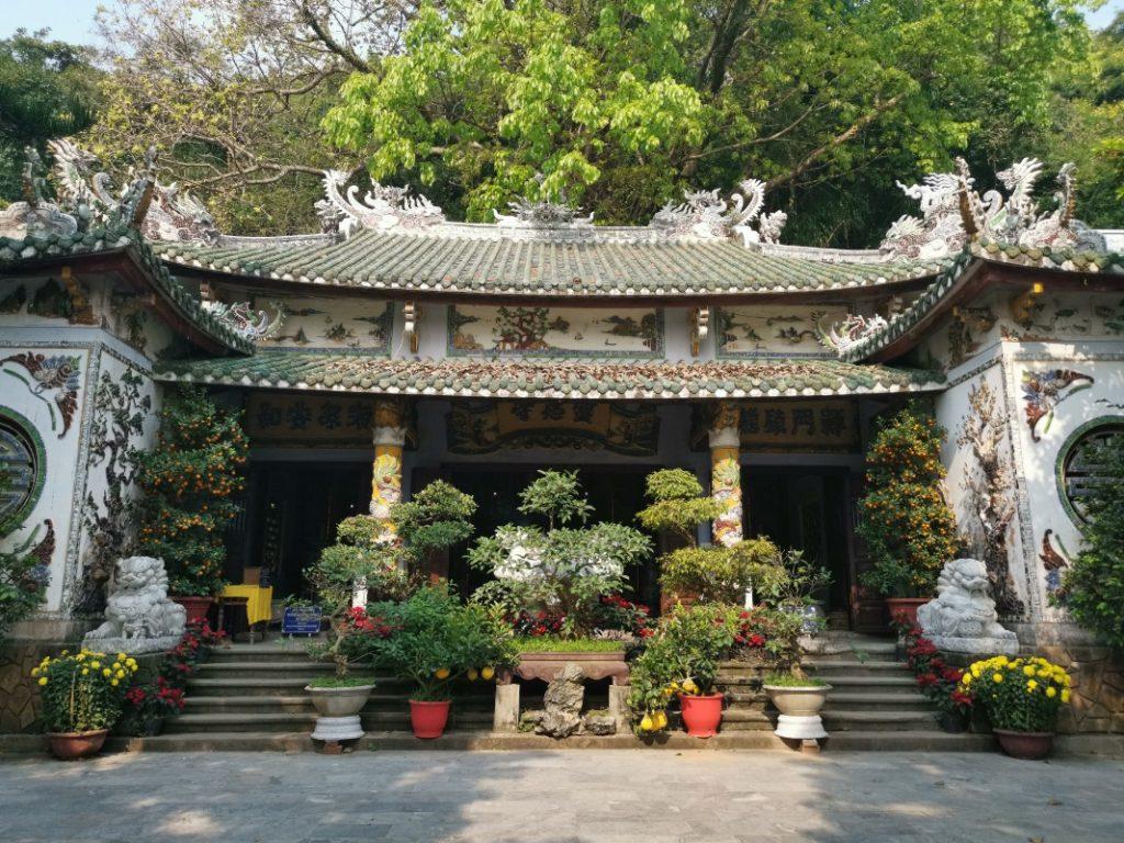 Budistički hram u Da Nangu