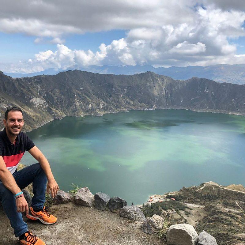 Kilotoa jezero