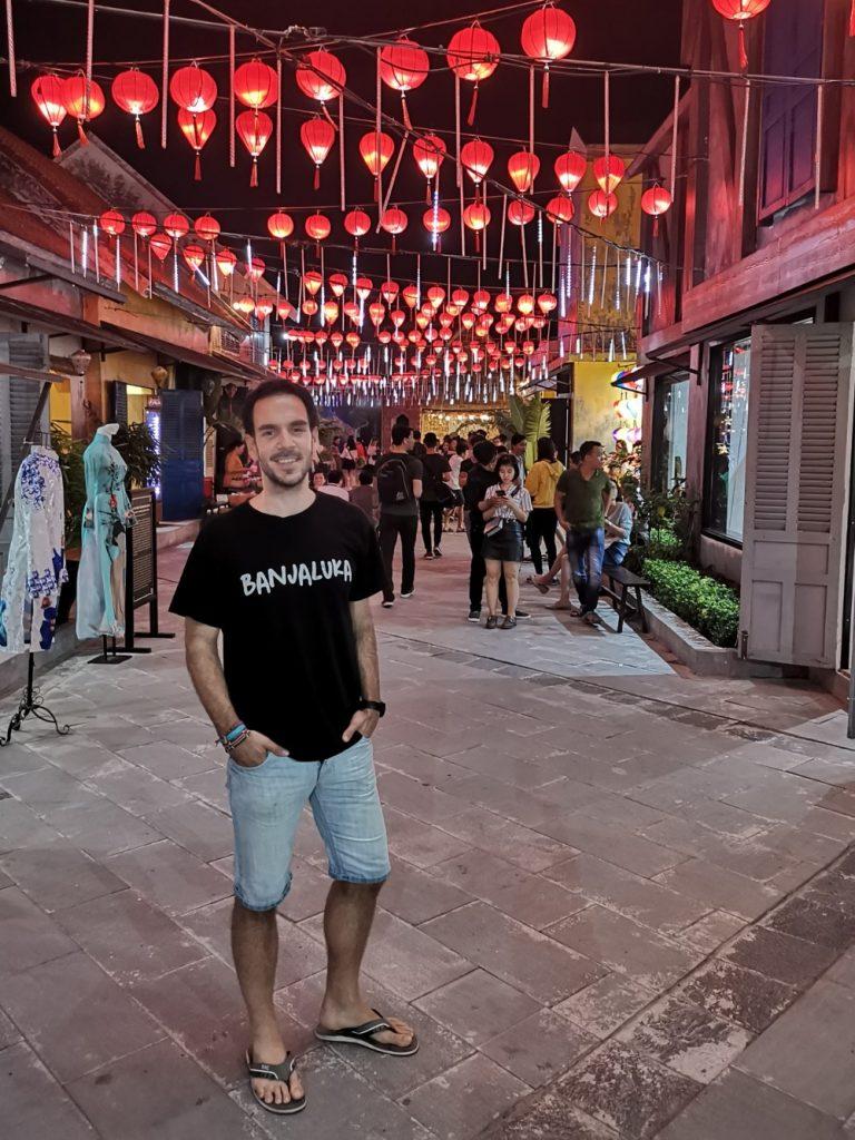 ulice Hoi Ana