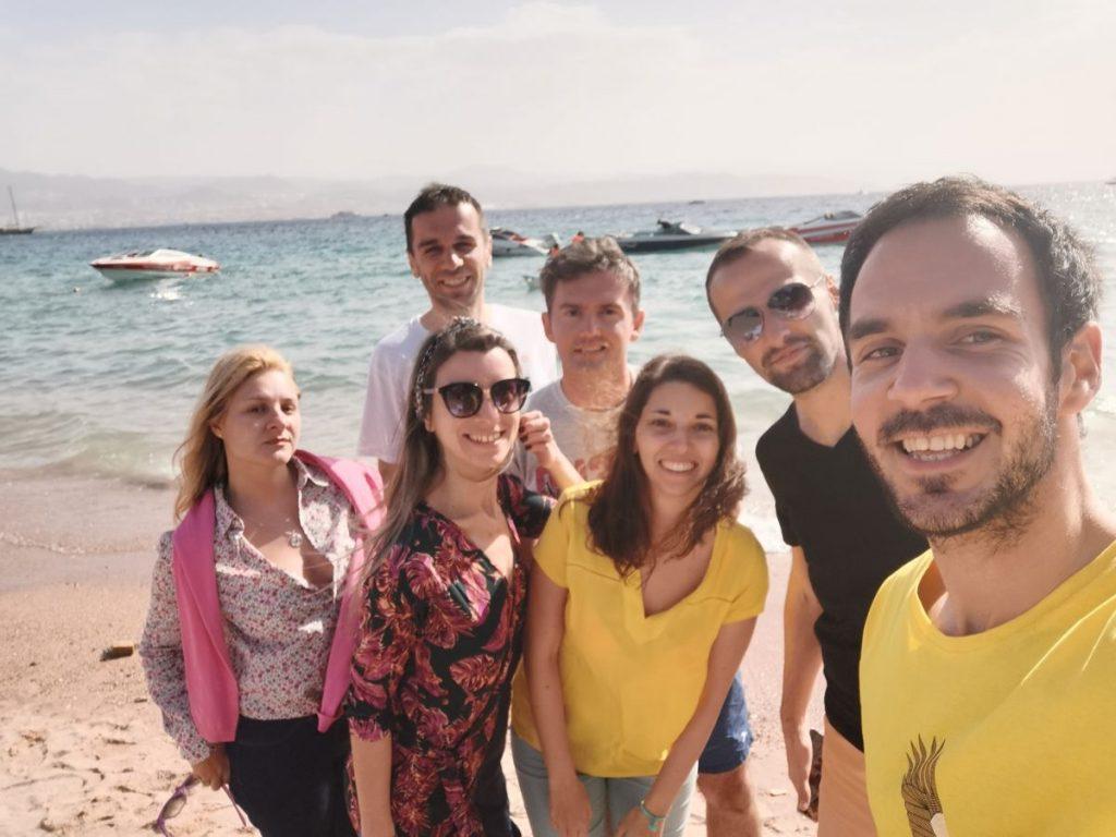 Akaba putovanje u Jordan