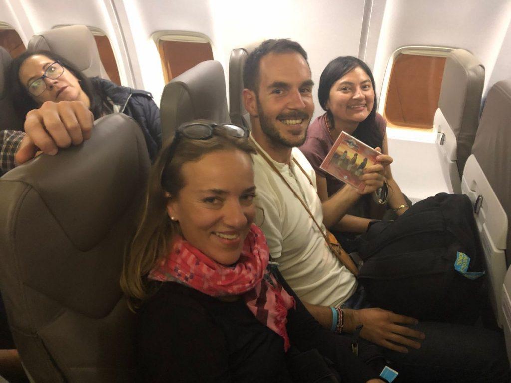 Let za Bogotu
