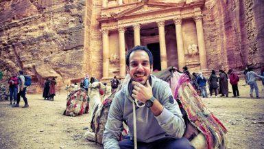 Petra - putovanje u Jordan