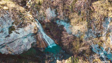 Vodopad Skakavac kod Kotor Varoša