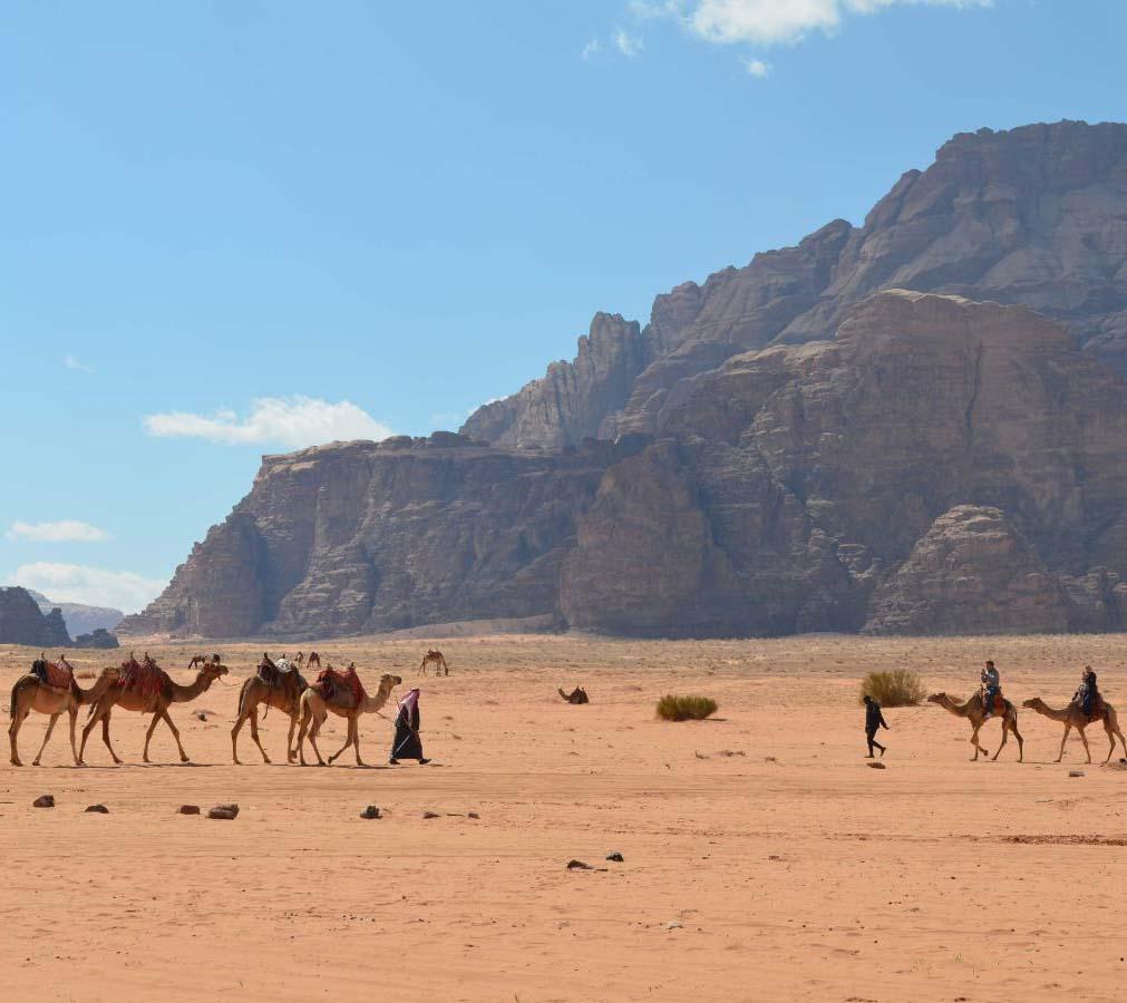 Wadi Rum pustinja
