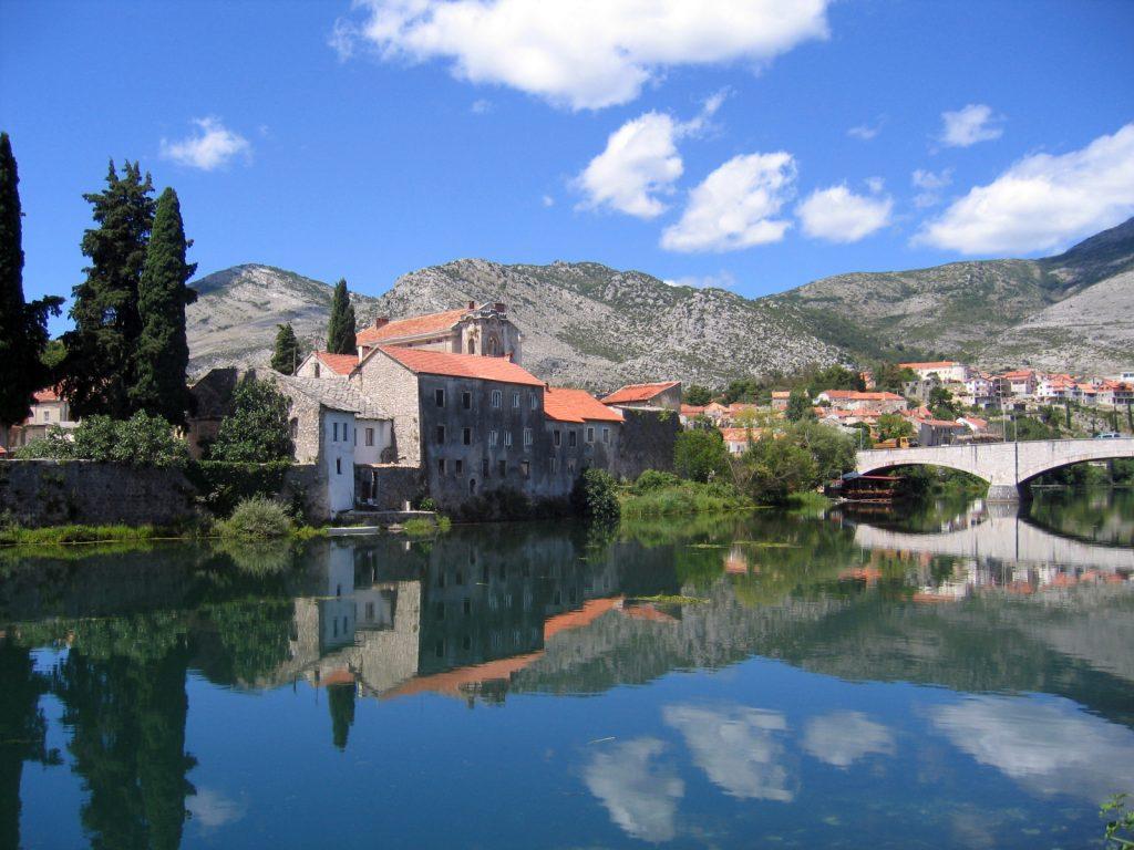 trebinje grad u Hercegovini