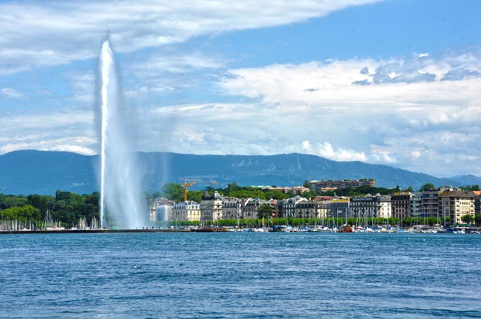 Fontana Jet d'Eau