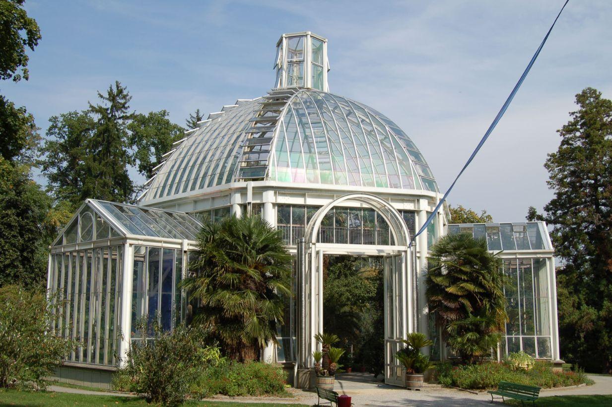 Botanički vrtovi