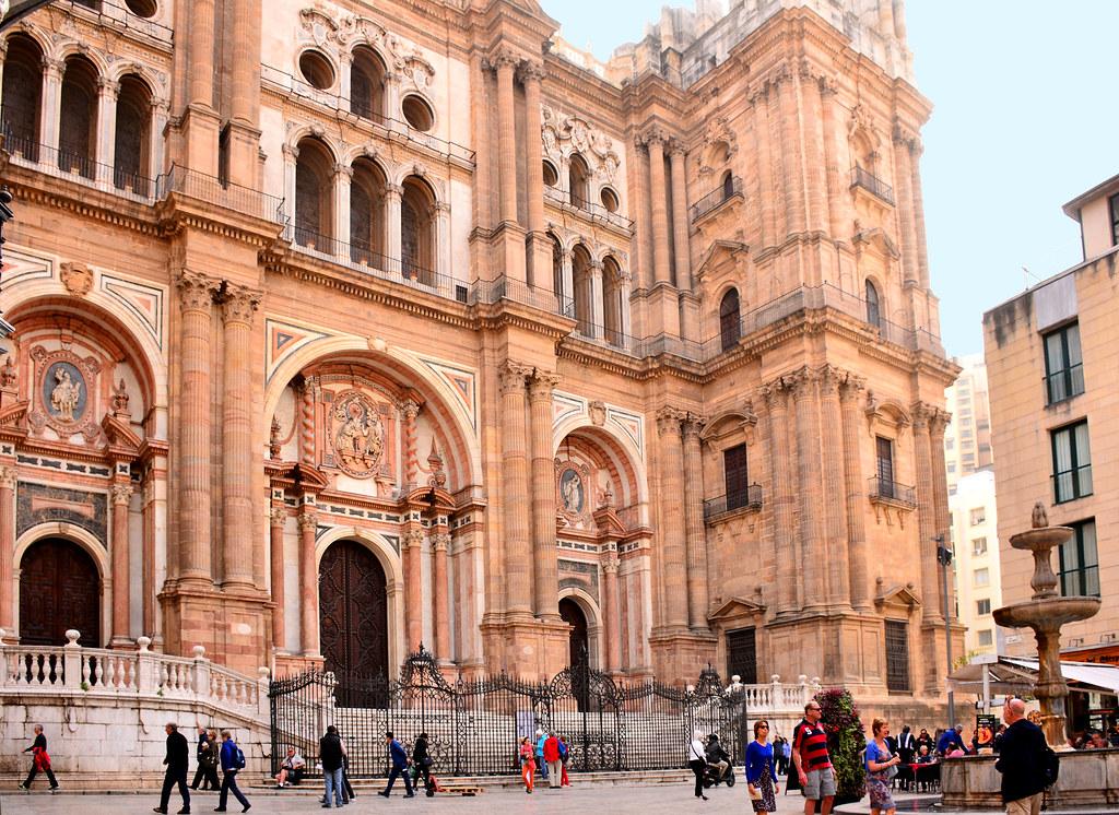 Jednoruka katedrala u Malagi