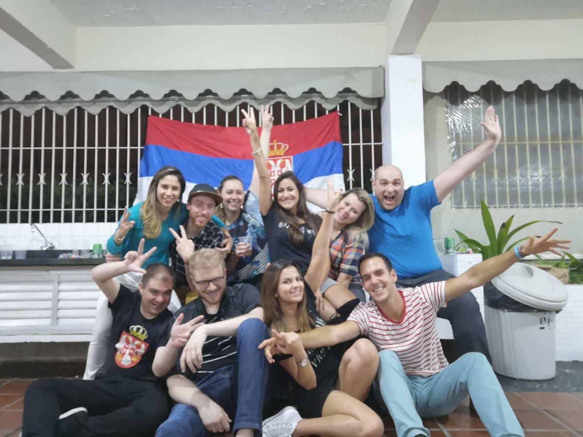 Južna Amerika i njeni ljudi