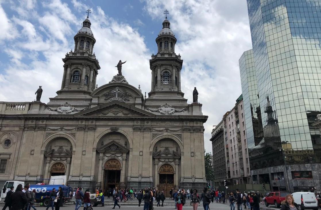 Santijago prestonica Čilea