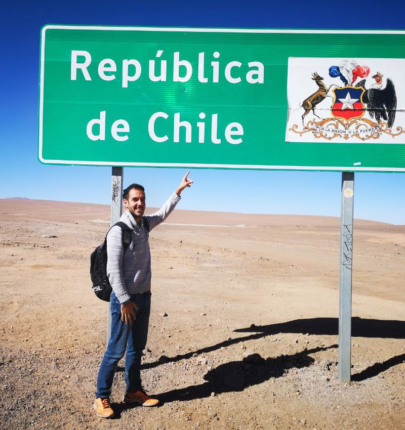 Ulaz u Čile