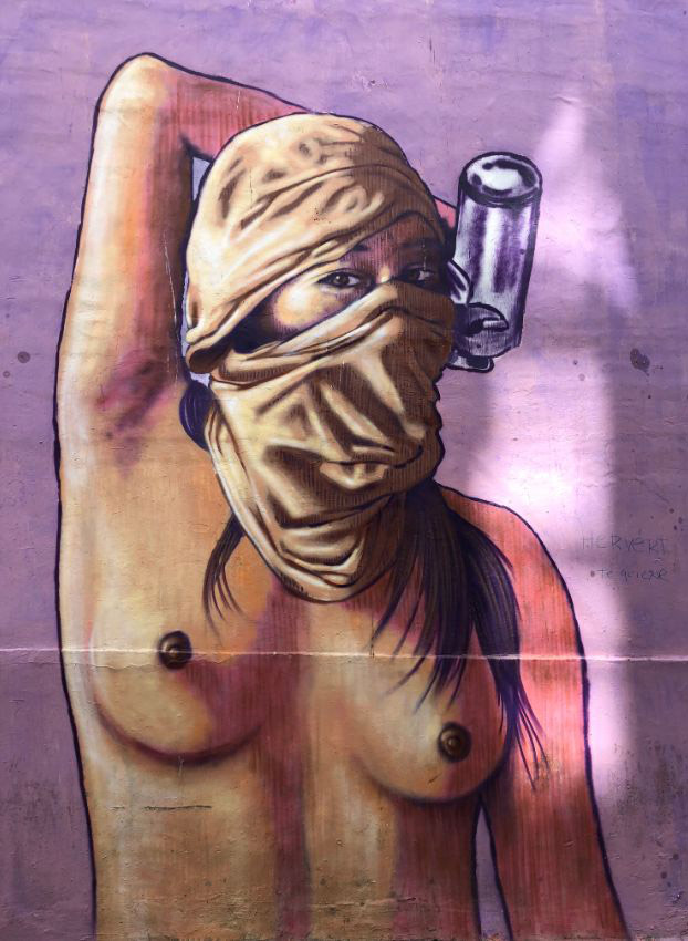grafit Valparaiso