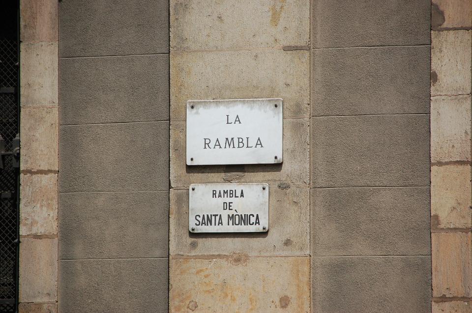 šta vidjeti u Barseloni - La Rambla