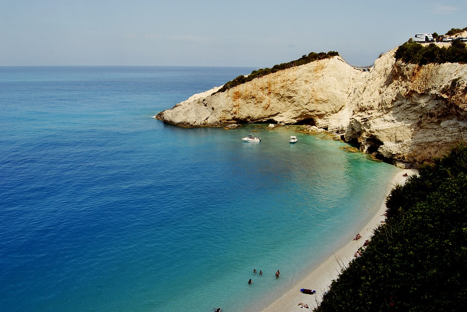 Lefkada plaže