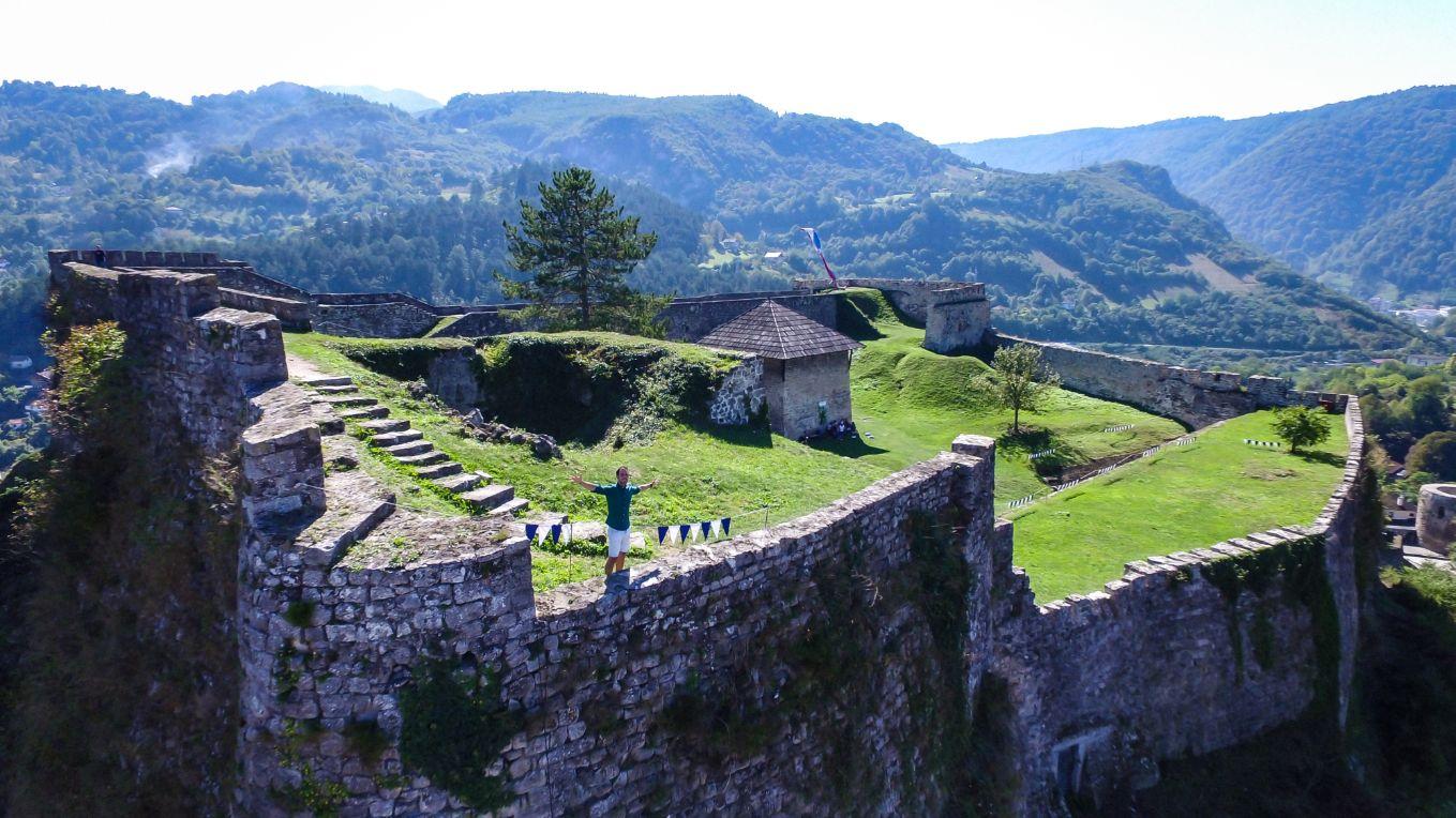 tvrđava u Jajcu