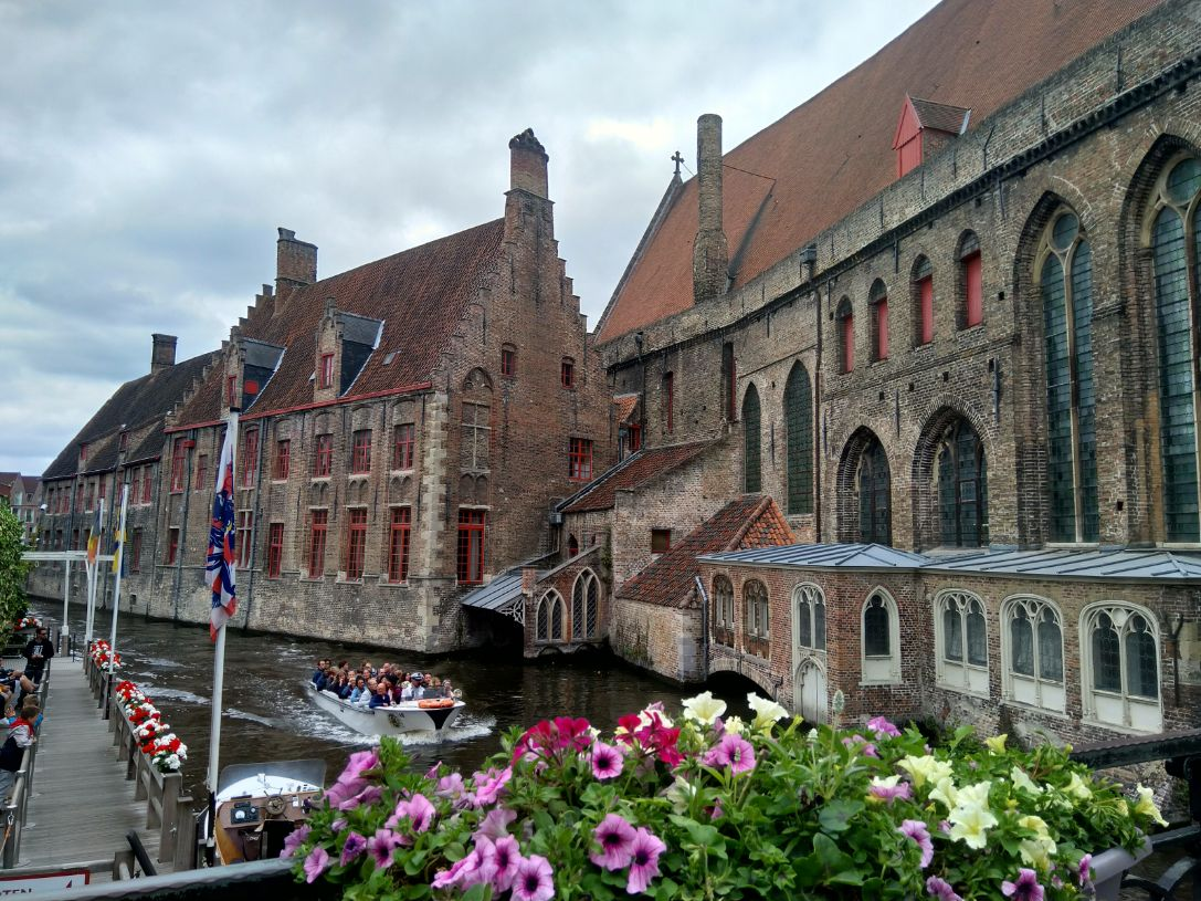 Bruž u Belgiji