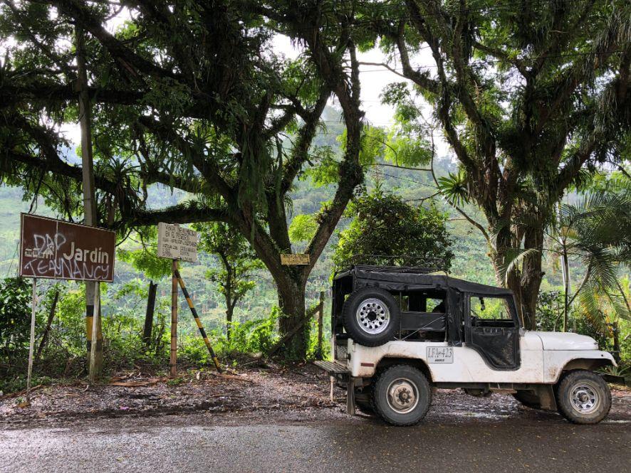 Plantaže kafe u Kolumbiji