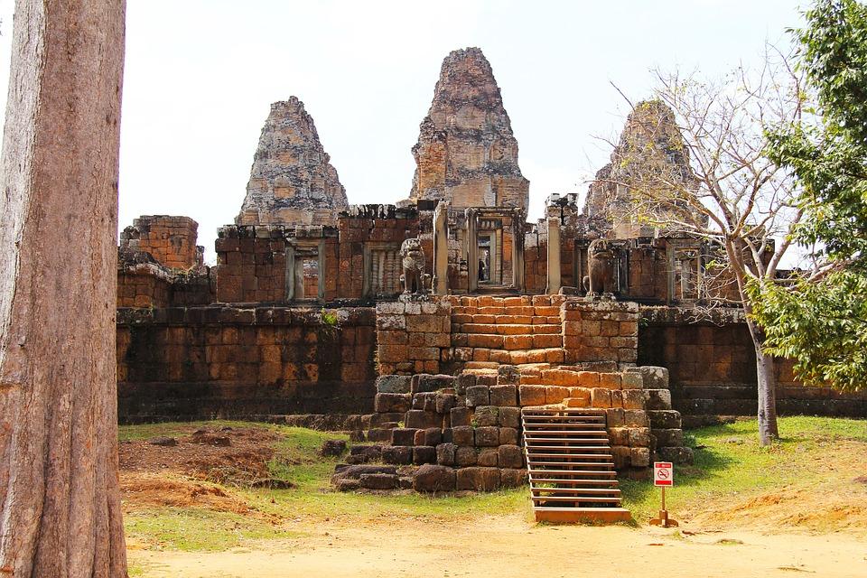 East Mebon hram