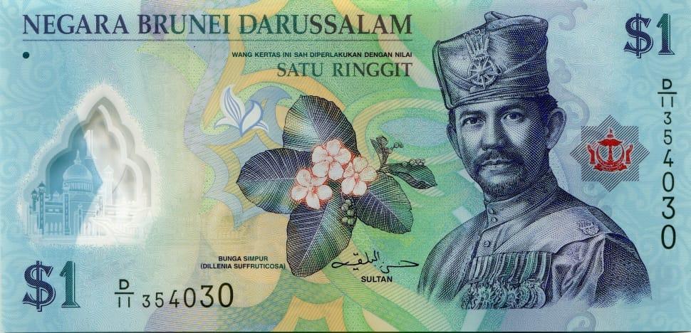 Brunejski dolar